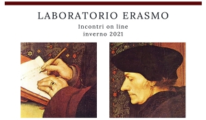 LABORATORIO ERASMO - Incontri on line inverno 2021